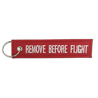 Remove Before Flight Reminder Keychain for Drones Aussie Seller Free Delivery