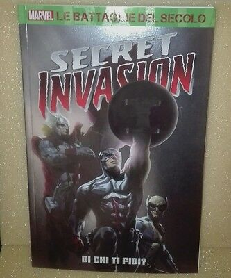 Marvel Le Battaglie Del Secolo - Secret Invasion Ii - Panini Comics Nuovo