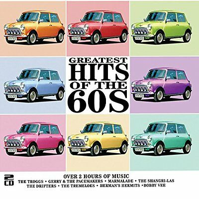 Greatest Hits of the 60s (1960s, sixties) [Audio CD] (NEW & SEALED)