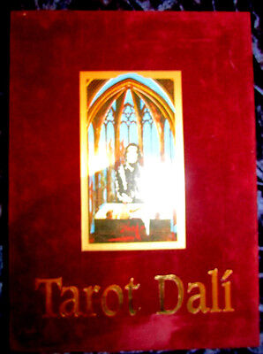 RARE - TAROT DALI - JUBILEE EDITION SPANISH Limited numbered edition Certificate