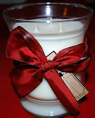 Longaberger Filled Hurricane Candle - Frosted Sugar Cookie NIB 71297409