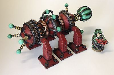 The Zero-Point Generator, wargames scenery for 40K, Sci-fi and Steampunk