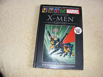 the ultimate graphic novels collection marvel new x men gifted