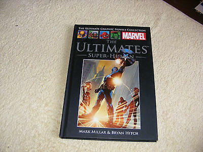 the ultimate graphic novels collection marvel ultimates super human