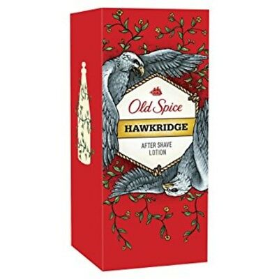 1 x 100ml Old Spice After Shave Lotion Hawkridge