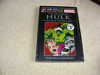 the ultimate graphic novels collection marvel the incrdible hulk