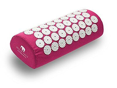 Acupressure Pillow Massage Cushion Relaxation Pains Revitalise Sleep Cellulite