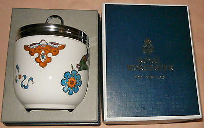 Maxime (extra large) Royal Worcester Egg Coddler Cup: Palmyra