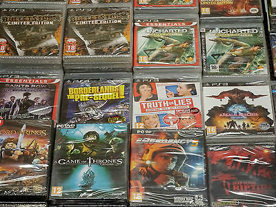 Joblot Games x 273 - Xbox 360 One, PS3, PC, Nintendo DS Wii
