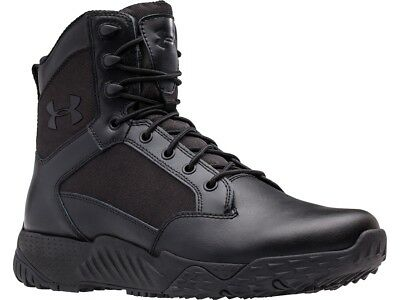 "Under Armour Men's Stellar 8"" Tactical Boots, Black"
