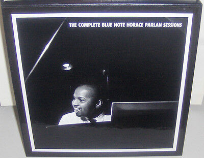MOSAIC JAZZ MD5-197 CDs: Complete Blue Note HORACE PARLAN Sessions - OOP SEALED