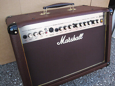 Marshall AS50D Combo Guitar Acoustic 50 watt Amp Amplifier AS-50D-C