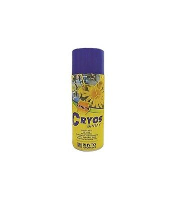 Spray Frío Con Árnica Cryos
