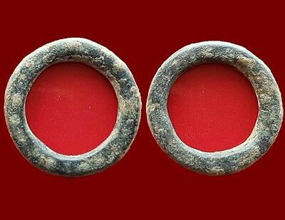 *Prados* Awesome Ancient Celtic Bronze Precoin - 20 mm / 3,3 gr