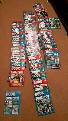 book and magazine collector joblot