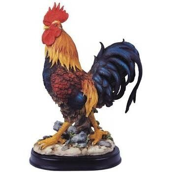 Rooster Chicken Farm Animals Collection Decoration Figurine Collection...NEW