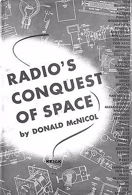 Radio's Conquest of Space 1946 * Radio Communication * CDROM * PDF