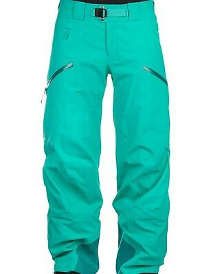 Arc'teryx Sentinel Gore-Tex Ski Snowboard Pant Women's M Medium - Seaglass - NEW