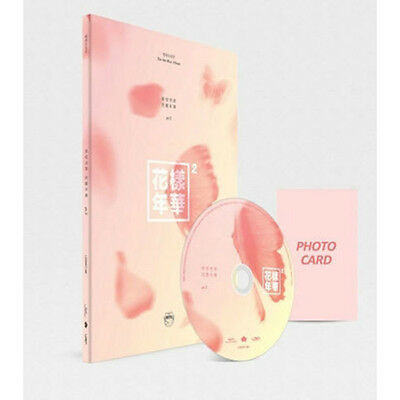 BTS BANGTAN BOY 4th Album In The Mood For Love PT.2 Peach Ver. CD+Photobook+Gift