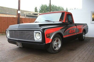 1971 CHEVY C10 Longbed American Pick up,hotrod,custom,
