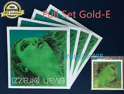 Full Set Pirastro Evah Pirazzi(419521)4/4 Violin Strings Gold E Original Germany