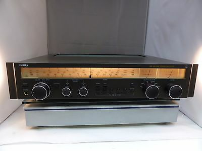 Philips 603 – vintage MFB stereo receiver
