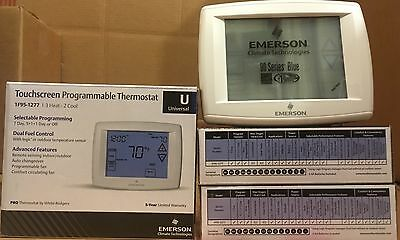 Sale! White-Rodgers(Emerson)1F95-1277 Universal(compare to Honeywell Vision Pro)