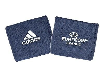 WEUR01: Euro 2016 Adidas sweatbands navy
