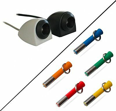 Addimat Waiter Lock System with 10 Various Colour Code Sticks - UK Stock