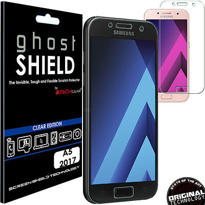 TECHGEAR (TPU) FULL COVERAGE Screen Protector for Samsung Galaxy A5 2017 SM-A520