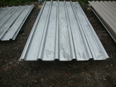 brand new 16ft long galvanized box profile roofing sheets