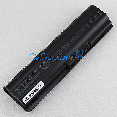 Long Life Notebook Laptop Battery for HP MU06 MU09 SPARE 593554-001 593553-001