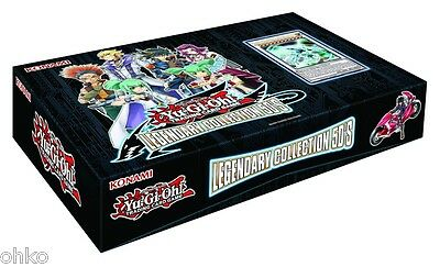 Yu Gi Oh! - Legendary Collection 5D's 5Ds Box Set - Lc5D - Brand New And Sealed