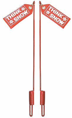 Western Replacement Flag Style Guide Sticks 59700