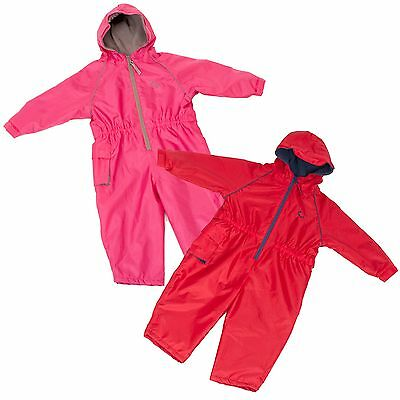 Hippychick Fleece Lined All In One Baby / Toddler Waterproof Suit