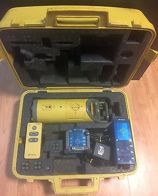 Topcon Tp-L3G Pipe Sewer Laser System Green Beam