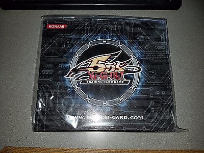 Yu-Gi-Oh Trading Card Game Official 5 D's Card Travel Carrying Case NEW Sealed