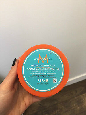 Moroccan Oil Restorative Hair Mask 8.5 oz/ 250ml New