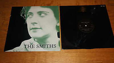 "The Smiths - Girlfriend In A Coma - 1987 UK Vinyl 12"" Inch"