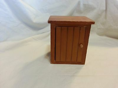 American Girl DOLL Angelina Ballerina WOOD STAND CUPBOARD ONLY