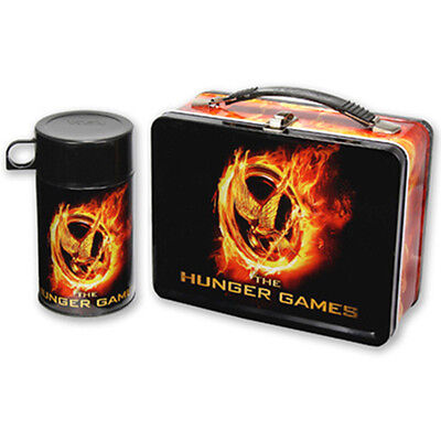 THE HUNGER GAMES - Mockingjay Lunchbox (NECA) #NEW