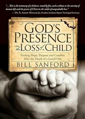 NEW God's Presence In The Loss Of A Child by... BOOK (Paperback / softback)