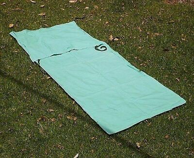 Sleeping Bag Liner Ex-Army 100% Cotton Very Good Condition