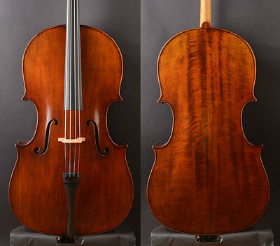 """Special offer Montagnana 1739 """"Sleeping Beauty"""" cello 4/4 ,Sweet deep"""