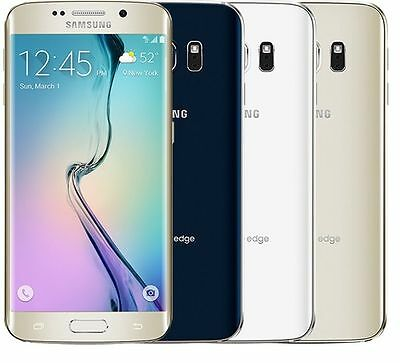 Samsung Galaxy S6 Edge+ Plus SM-G928A 32GB AT&T Unlocked 4G Android Phone MINT