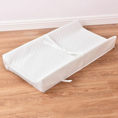 New Baby Table Contoured Changing Pad Diaper Change Nursery Cushion