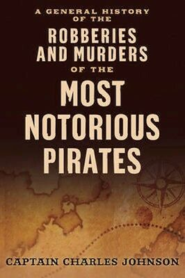 NEW A General History Of The Pirates by Johnson... BOOK (Paperback / softback)