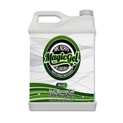 Gel da massaggio idratante Moist MagicGel Authentic Nuru MADE IN USA массаж