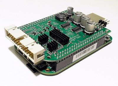 E1701A Analogue Laser Galvo Scanner Controller Card ILDA DAC new, with warranty