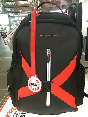 GENUINE Porsche Backpack - Motorsport Collection